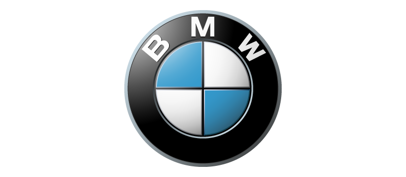 BMW Logo gross